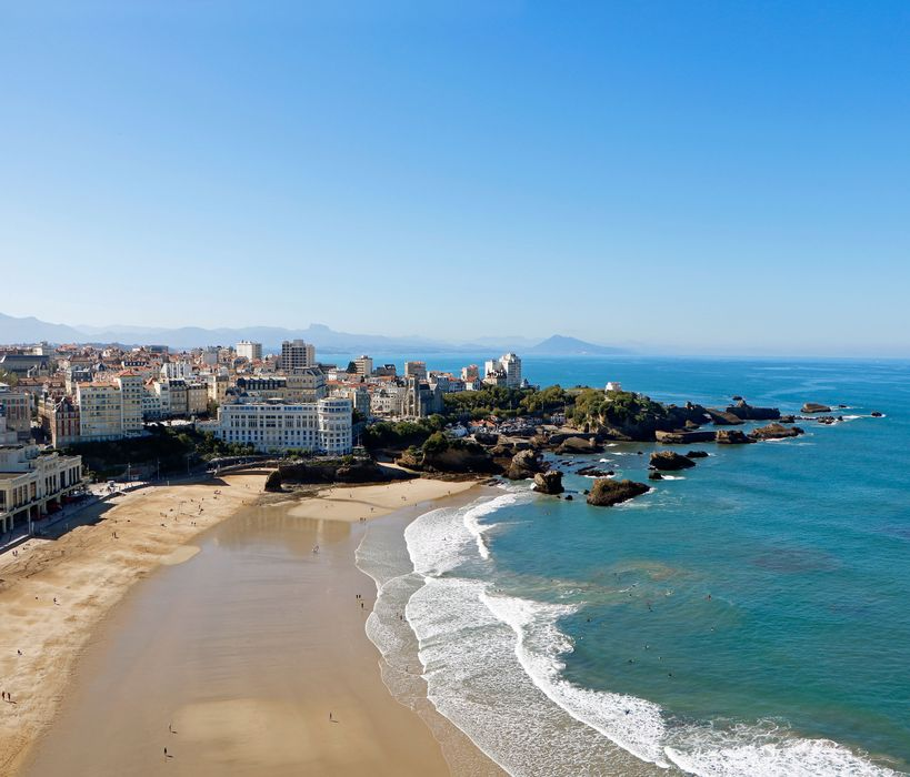 Site officiel de la ville de biarritz 64 for Piscine municipale biarritz