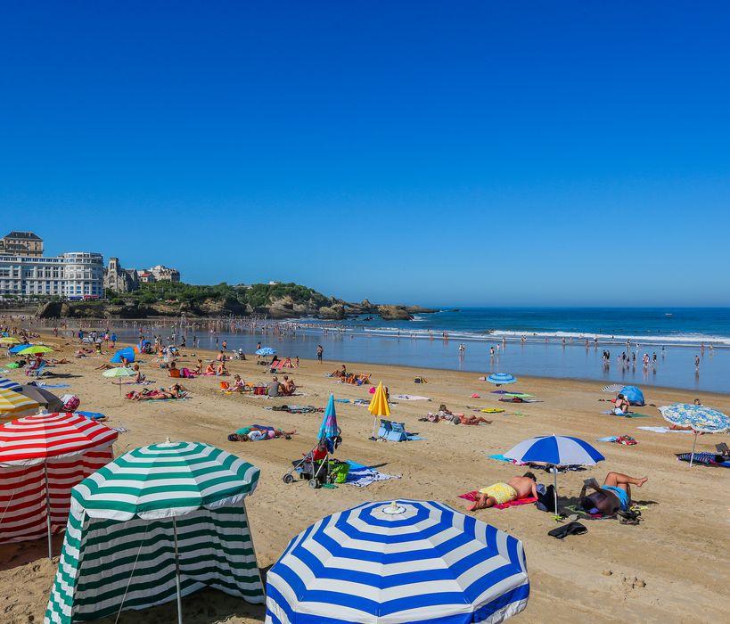 Calendrier Maree Biarritz.Horaires Des Marees