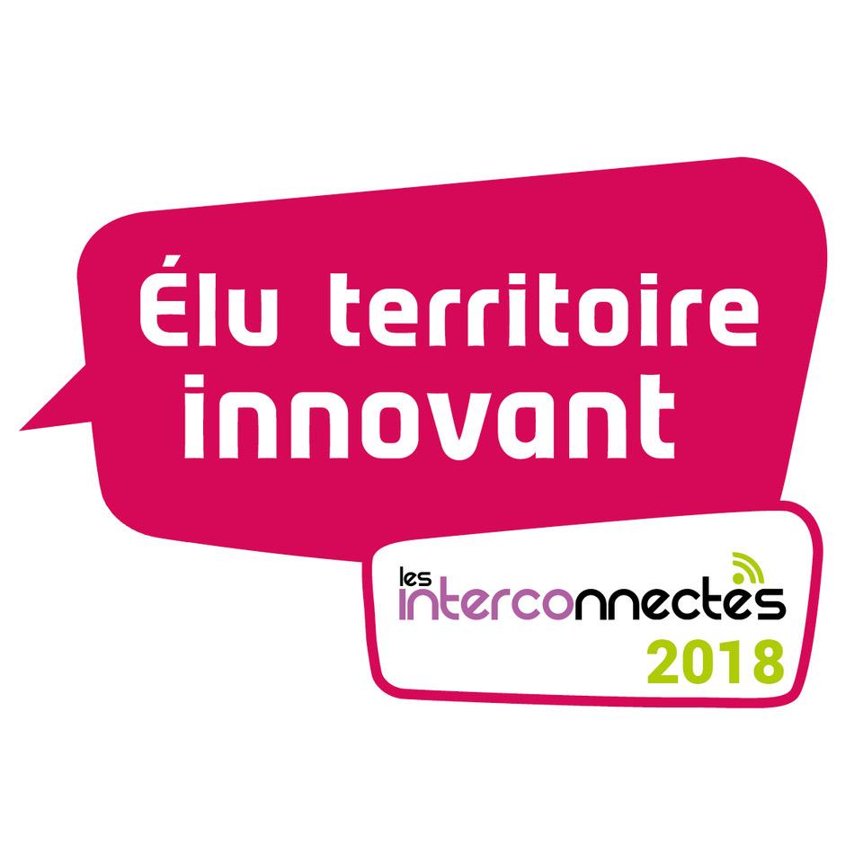 Elu territoire innovant 2018